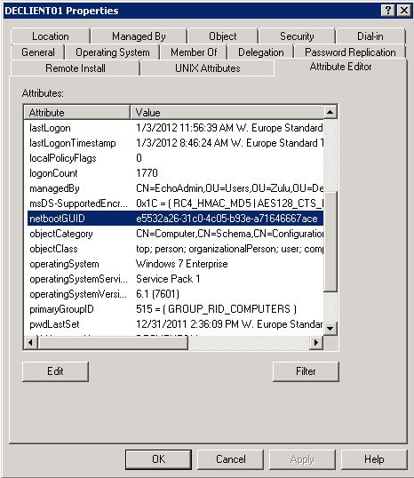 Setting NetBootGuid with Specops Pre-Stage Tool | Specops