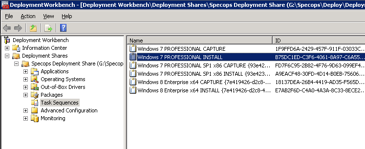 Updating the description attribute during Specops Deploy/OS