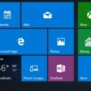 Customize the Windows 10 start menu before deployment