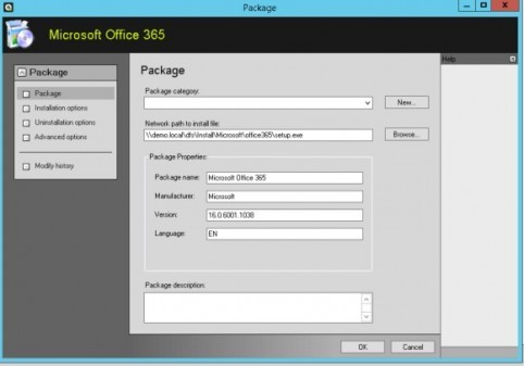 How to deploy Office 365 with Specops Deploy