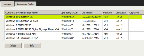 Specops OS Deploy – Windows 10 Tips