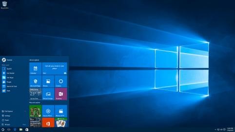 Add Internet Explorer to Windows 10 start menu