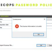spp-license-fail