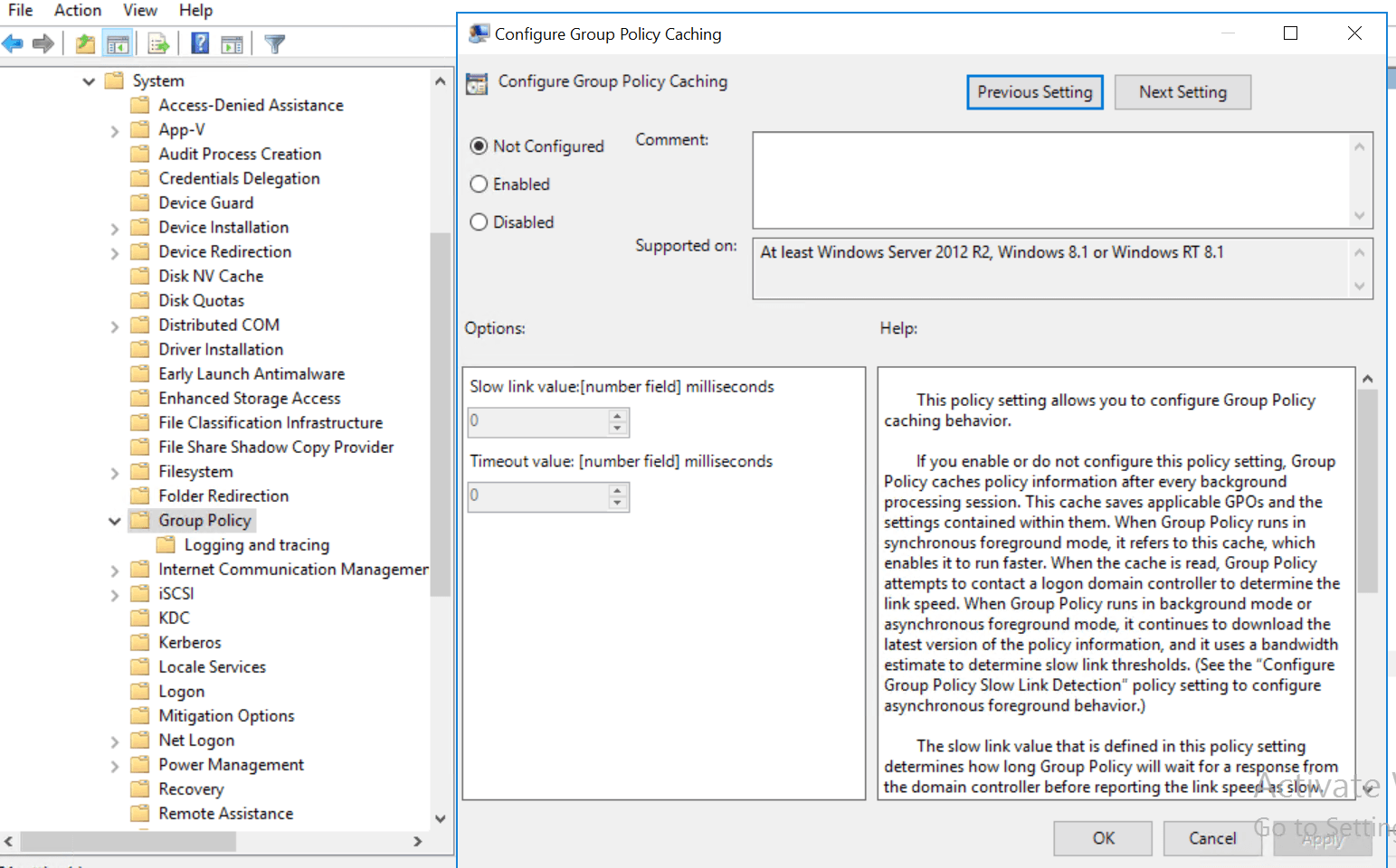 How things work: Group Policy Caching | Specops Software