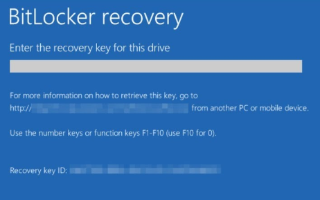What causes BitLocker Recovery Mode?   Specops Software