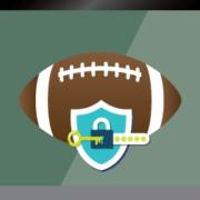 football with password lock