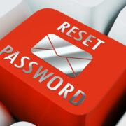password reset button on keyboard